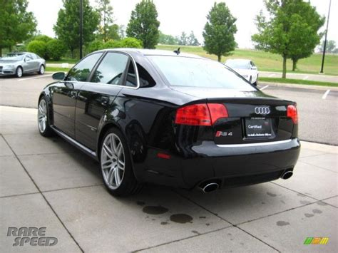 Rs4 Audi 2007 by Audi Rs4 2007 Black