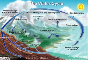 h2o the water cycle