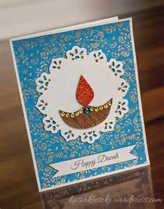 Diwali Handmade Cards - diwali