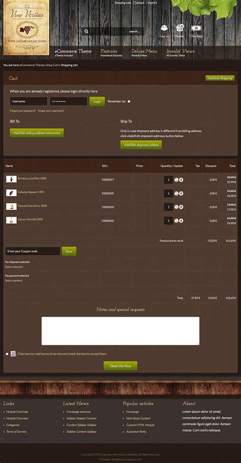 template joomla kaufen premium joomla template quot vino veritas quot f 252 r joomla 3