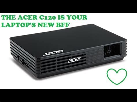 Acer Pico Projector C120 acer c120 support and manuals