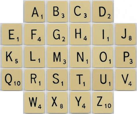 how many of each letter in scrabble 17 best ideas about wooden scrabble tiles on