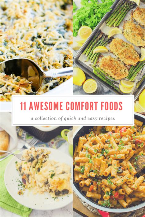 cold weather comfort food recipes 11 comfort food recipes that will make you feel better