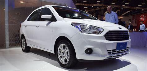 ford ka sedan interior llegar 225 el nuevo ford ka sed 225 n en el 2017 a la argentina