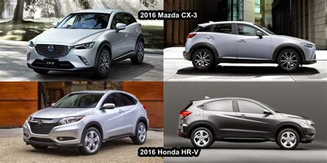 mazda cx3 vs cx5 mazda cx 3 vs honda hr v comparison beach mazda