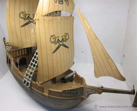 barco pirata famobil flying shadow precioso barco pirata de simba co comprar