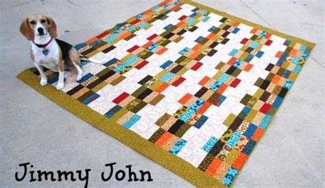 printable jelly roll quilt patterns free printable quilt pattern jimmy john made from one