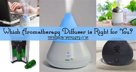 aromatherapy with essential diffusers for everyday health and wellness books which aromatherapy diffuser is right for you an