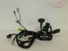 used motorcycle parts suzuki electrical components vehicle wiring harness