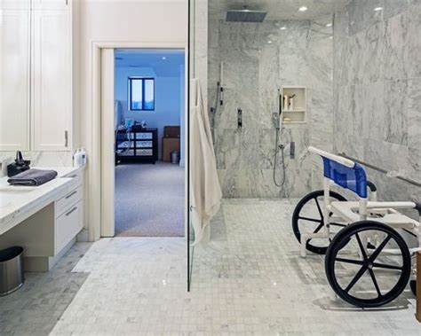 accessible bathroom design ideas wheelchair accessible bathroom houzz