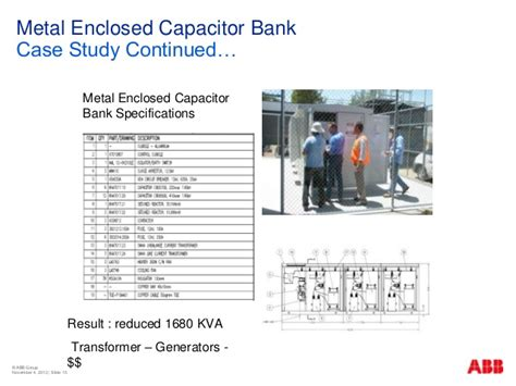 capacitor bank overcurrent protection abb the importance of power quality in mining by rob symonds