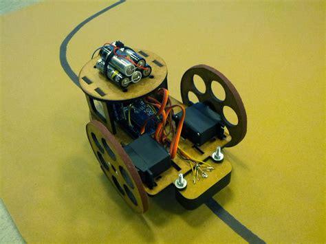 Robots Without Lasers dzl s evil genius lair