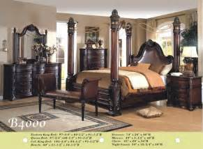 b4000 solid wood bedroom set id 5005531 product details