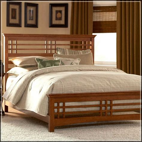 bed style mission style bedroom furniture elegance in
