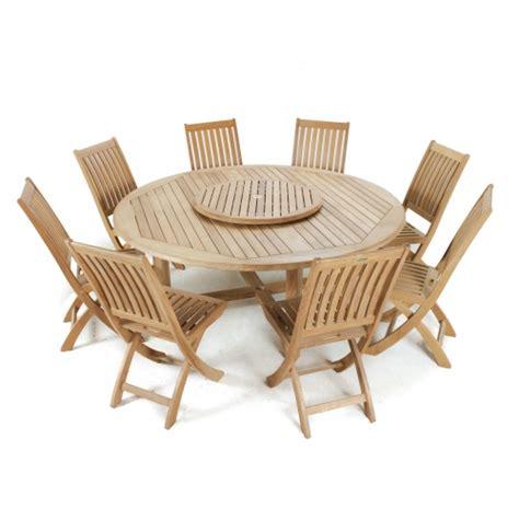 barbuda teak folding 4 foot diameter round table modern buckingham 6 foot diameter round teak outdoor tab