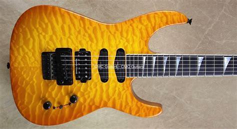 Guitar Jackson Dinky Custom jackson usa custom shop dk q hss dinky solar guitar reverb