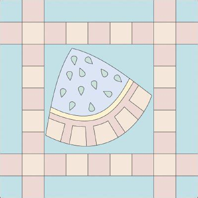 pattern works international summer treats quilted tablecloth pattern howstuffworks