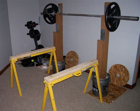 safety bench press strength saw safety stands