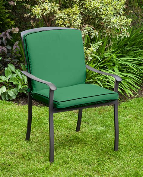 garden table and chairs set homebase replacement cushion for homebase lucca metal garden patio