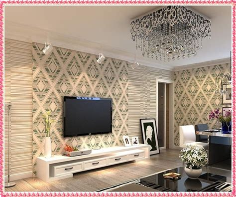 room patterns wallpaper designs for home decor 2016 living room