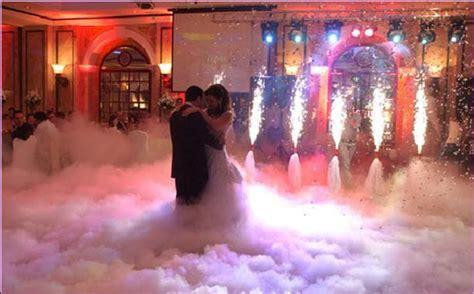 Wedding Dry Ice Sydney