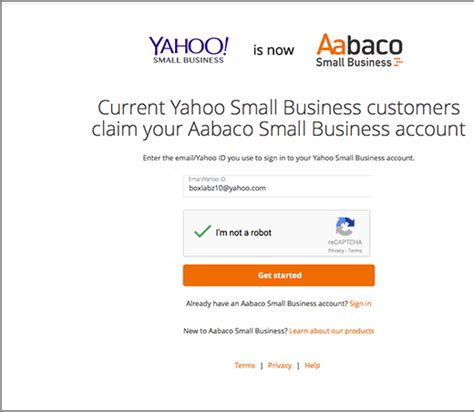 email yahoo business change nameservers to set up office 365 with yahoo small