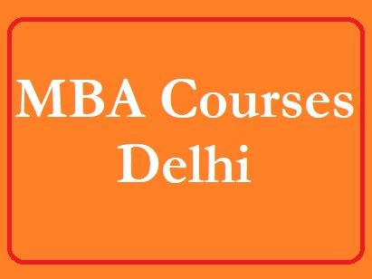 Mba In Retail Management Syllabus by Mba Courses In Delhi Mba Colleges In Delhi Mba Imts