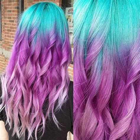 20 purple ombre hair color ideas thick hairstyles 20 purple ombre hair color ideas love this hair of purple