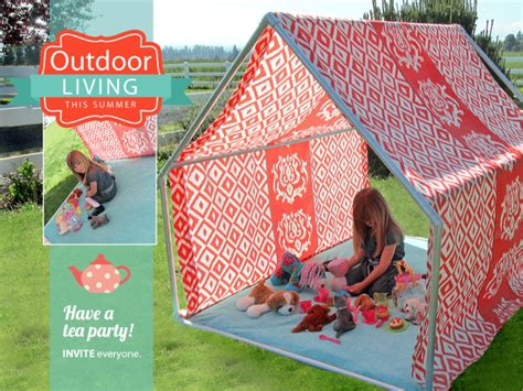 how to build a tent 15 diy teepees and play tents your kids will spend all