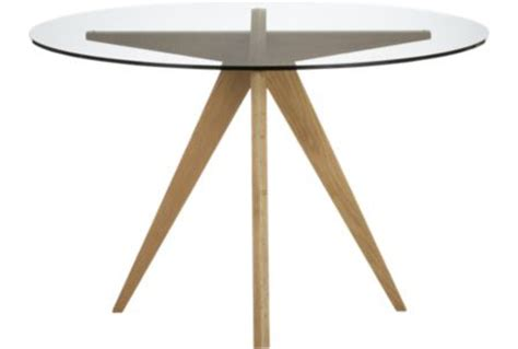 teepee dining table an combination of wood and