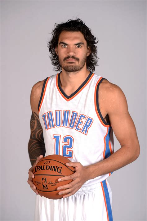 if steven adams was trying to kill you could you escape