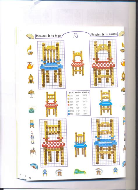 casa punto it piccoli accessori arredamanto casa mobili punto croce 14