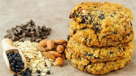 new year oatmeal cookies oatmeal fitness cookie for those on new year diets