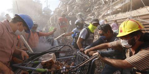 imagenes impactantes facebook fotos las im 225 genes m 225 s impactantes del terremoto que