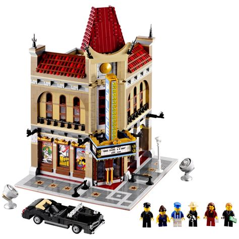 building creator lego creator modular buildings series palace cinema