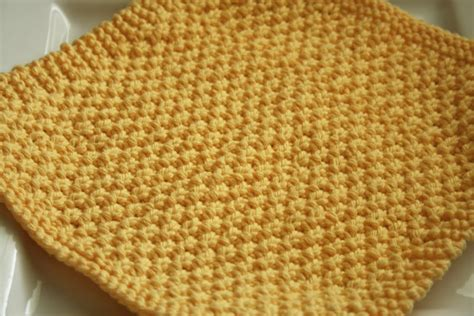 moss stitch in knitting project 10 moss kitchen cloth the craft floozy