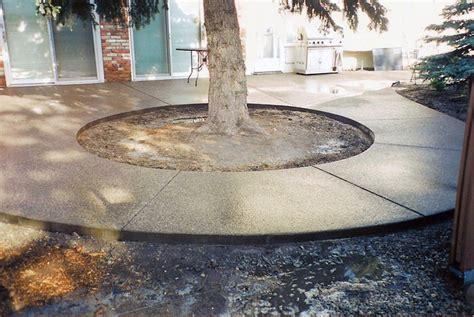 calgary concrete patio contractor