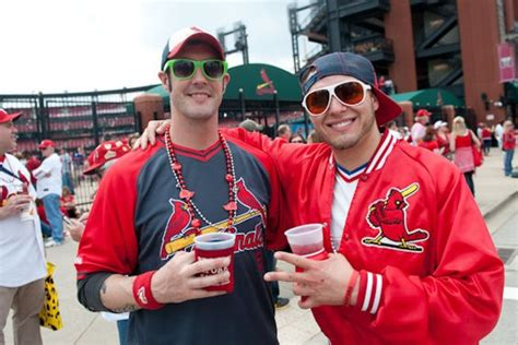 st louis cardinals fans st louis cardinals fans are 2nd most loyal study news blog