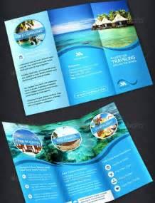 25 contoh desain brosur tour dan travel terbaikayuprint co id