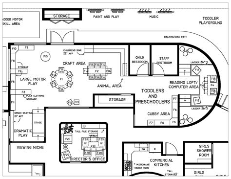 L Shaped Garage Plans Design Kitchen Floor Plan Flickr Photo Sharing Open