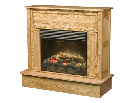 Amish Wood Fireplace by Amish Fireplaces Neiltortorella