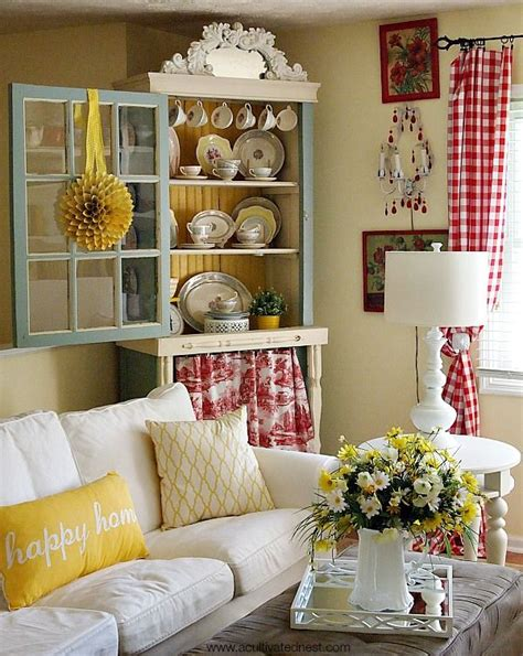 At The Cottage Decorating With - 530 best colorful cottage style images on
