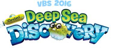 Vbs 2016 deep sea discovery vacation bible school