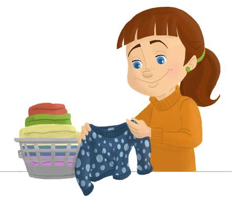 Folding Laundry Fold Laundry Clipart Images