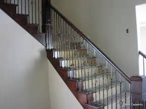 wasatch steel stair rails and balusters