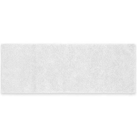 60 Inch Bath Rug Runner Buy Cotton 22 Inch X 60 Inch Bath Rug Runner In White From Bed Bath Beyond
