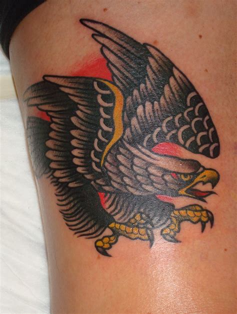traditional eagle tattoo designs eagle images designs