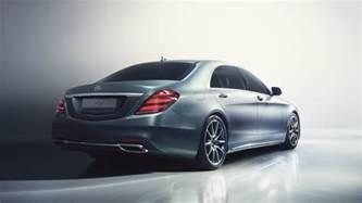 Mercedes S Class New Mercedes S Class 2017 Automotive Benchmark
