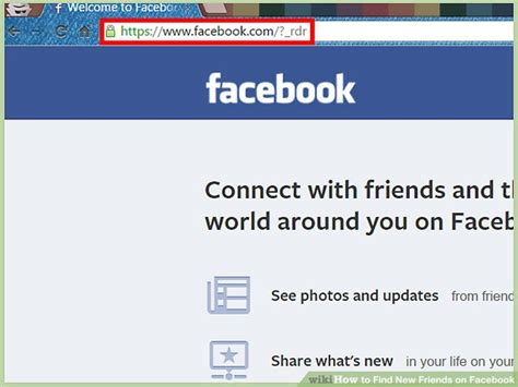 how to find new friends on facebook 14 steps with pictures