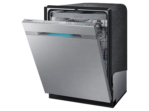 Samsung Dishwasher Top Dishwasher With Waterwall Technology Dishwashers Dw80j9945us Aa Samsung Us